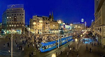 Connection To Zagreb From Ljubljana Slovenia Reliable Taxi Transfer Best Price Offer