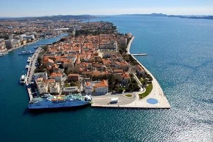 Taxi Transfer To Zadar From Slovenia Ljubljana Airport Shuttle From Airports Graz Klagenfurt Vienna Trieste
